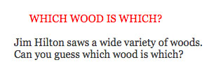 which-wood-is-which