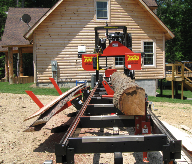 We think every home should have a TK mill in the side yard!