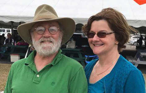 Meet Hank Dimuzio and Rhonda Roberts - sawyers, deer farmers, and TimberKing owners from Vermont!